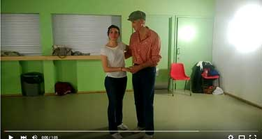 swing dance lesson videos